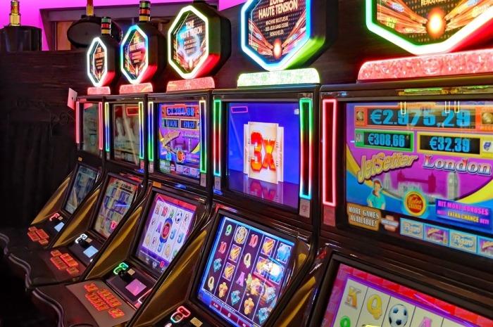 Gambling Game Slot Machines Game Of Chance Casino